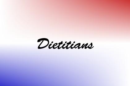 Dietitians Image