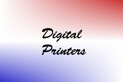 Digital Printers Image