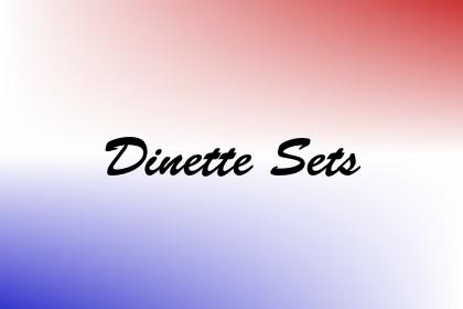 Dinette Sets Image