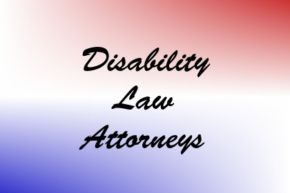 Disability Law Attorneys Image
