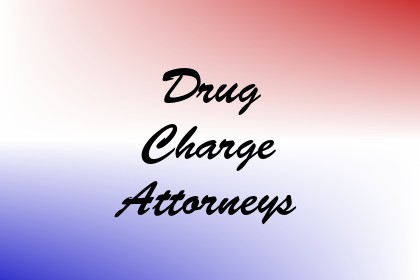 Drug Charge Attorneys Image