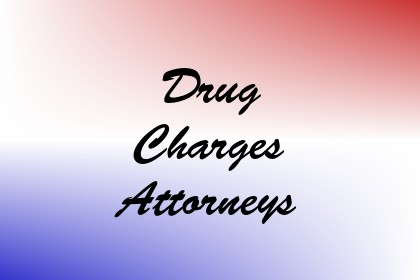 Drug Charges Attorneys Image