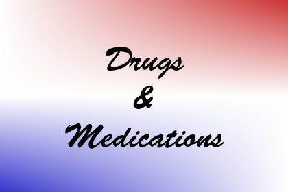 Drugs & Medications Image