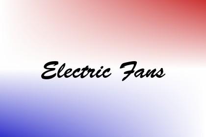 Electric Fans Image