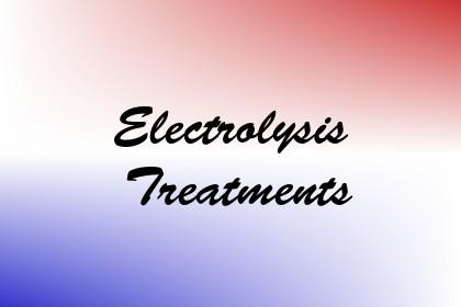 Electrolysis Treatments Image