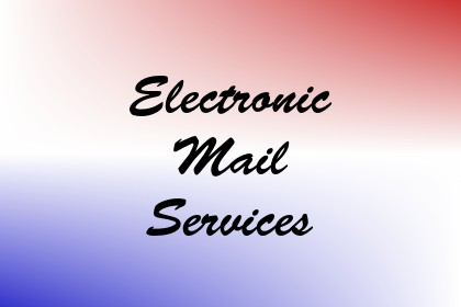 Electronic Mail Services Image