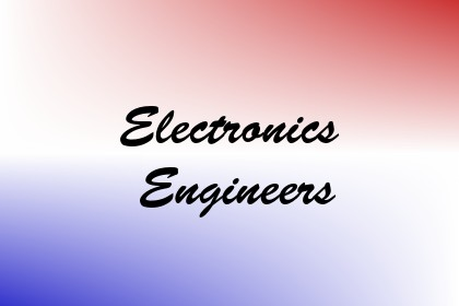 Electronics Engineers Image