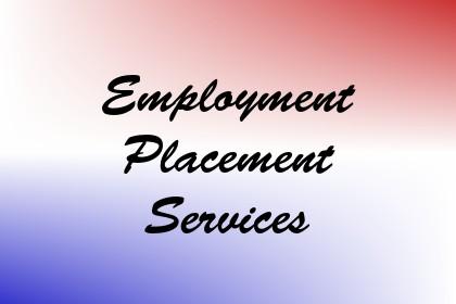 Employment Placement Services Image