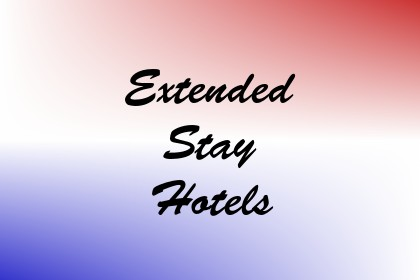 Extended Stay Hotels Image