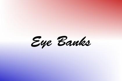 Eye Banks Image