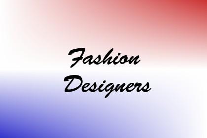 Fashion Designers Image