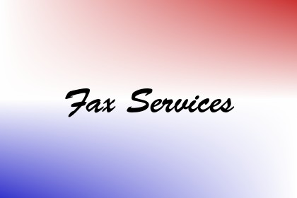 Fax Services Image