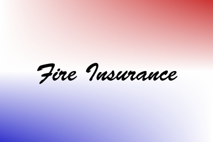 Fire Insurance Image