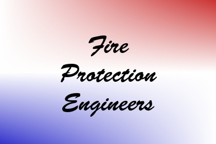 Fire Protection Engineers Image