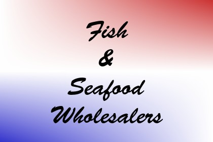 Fish & Seafood Wholesalers Image