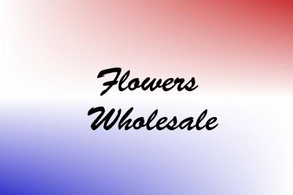 Flowers Wholesale Image