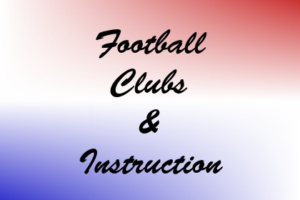 Football Clubs & Instruction Image