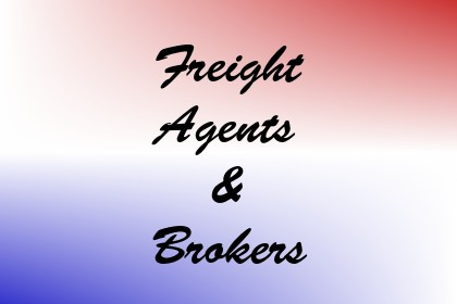 Freight Agents & Brokers Image
