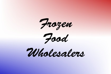 Frozen Food Wholesalers Image