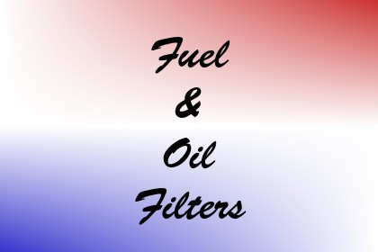 Fuel & Oil Filters Image