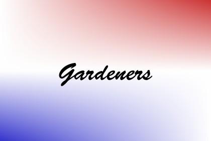 Gardeners Image