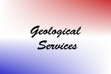 Geological Services Image