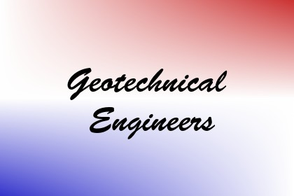 Geotechnical Engineers Image