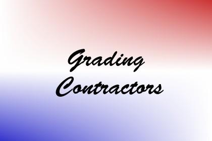 Grading Contractors Image