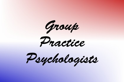 Group Practice Psychologists Image
