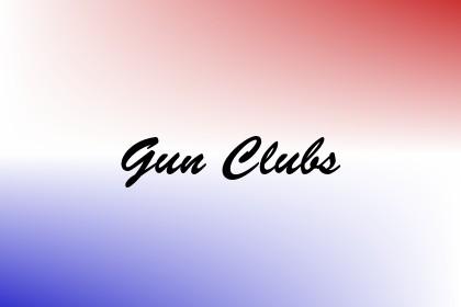 Gun Clubs Image
