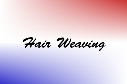 Hair Weaving Image