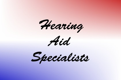 Hearing Aid Specialists Image