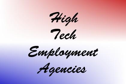 High Tech Employment Agencies Image