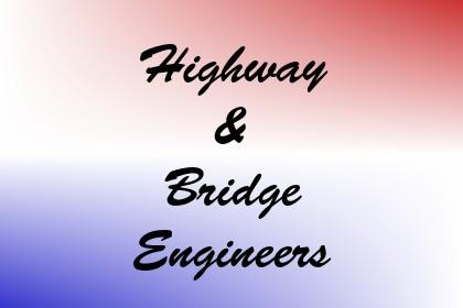Highway & Bridge Engineers Image
