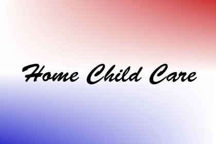 Home Child Care Image