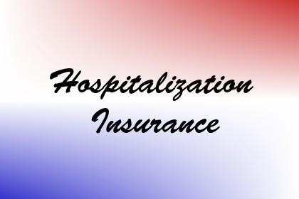 Hospitalization Insurance Image