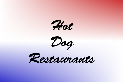 Hot Dog Restaurants Image