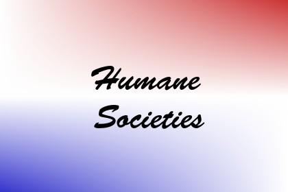 Humane Societies Image
