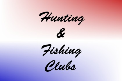 Hunting & Fishing Clubs Image