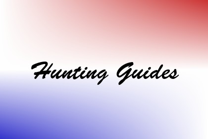 Hunting Guides Image
