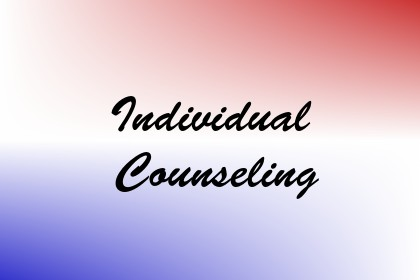 Individual Counseling Image