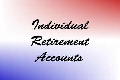 Individual Retirement Accounts Image
