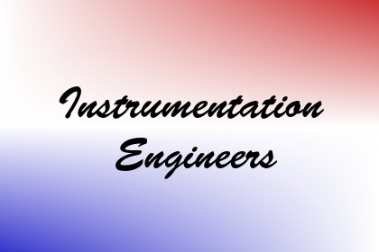 Instrumentation Engineers Image