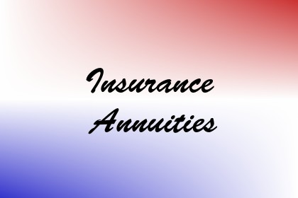 Insurance Annuities Image
