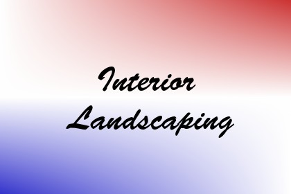 Interior Landscaping Image