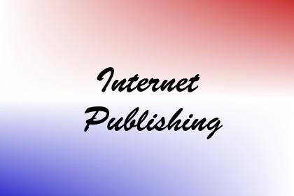 Internet Publishing Image