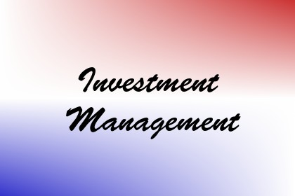 Investment Management Image