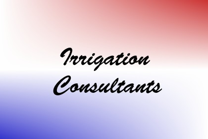 Irrigation Consultants Image