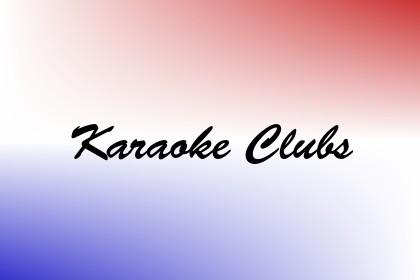 Karaoke Clubs Image