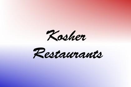 Kosher Restaurants Image